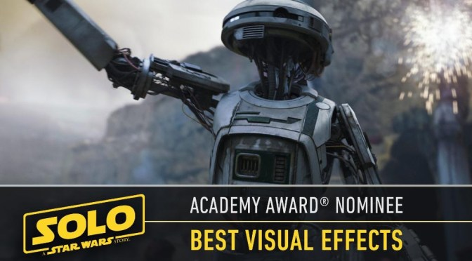 Oscars 2019 | Solo: A Star Wars Story Nominated For Visual Effects