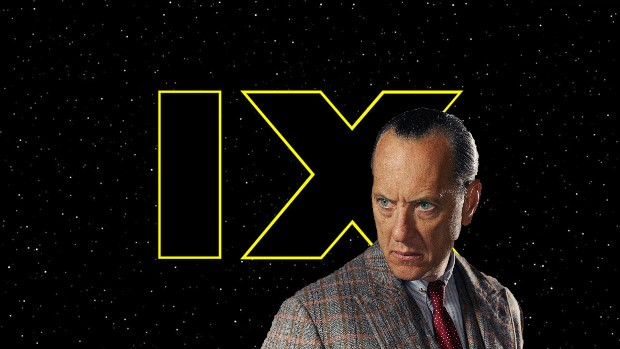 Episode IX | Will Richard E. Grant Be Playing a Very Familiar Character?