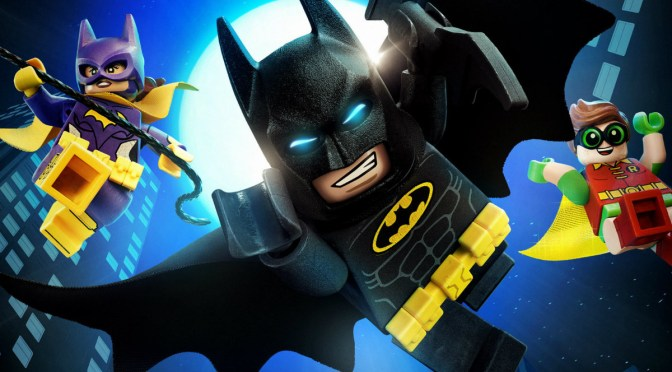 Review | The Lego Batman Movie