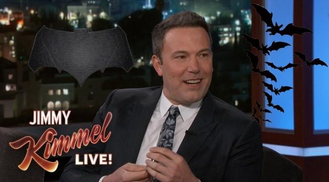 """I'm Not Batman!"" | Ben Affleck Officially Retires His Dark Knight"