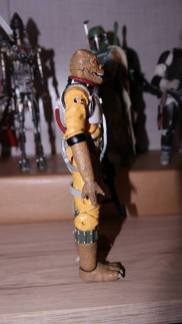 Black Series Archive Bossk Review 6
