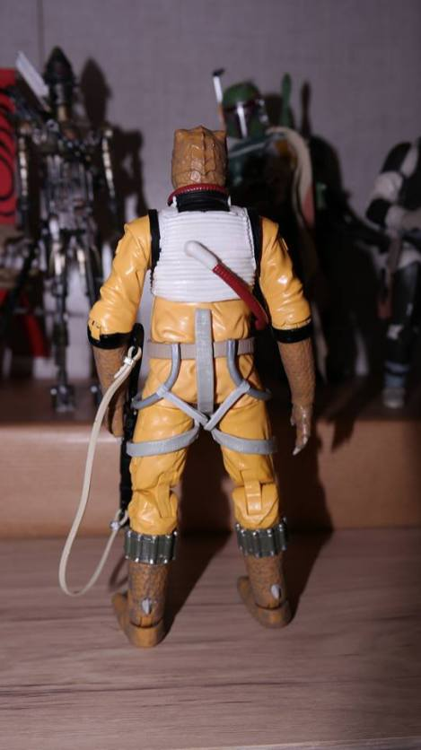 Black Series Archive Bossk Review 9