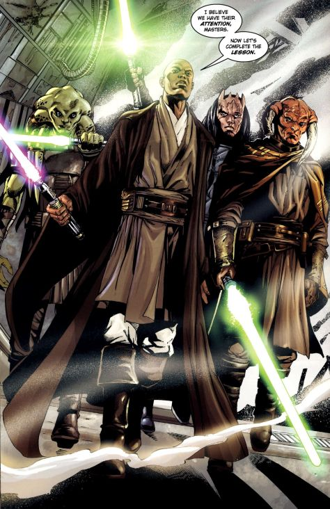 Comic Review | Star Wars: Jedi of the Republic – Mace Windu (A Second Opinion)