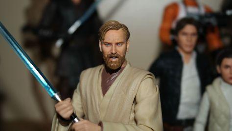 S.H Figuarts Obi-Wan Kenobi Review 11