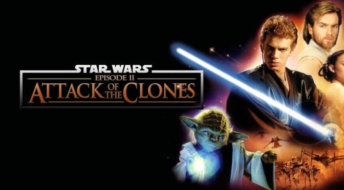 Top Five   Star Wars Episode II: Attack of the Clones