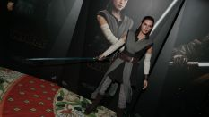 Star Wars Hot Toys Rey (Jedi Training) Review 13