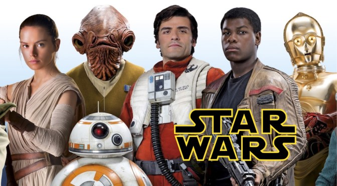 Star Wars | My Ten Favorite Characters