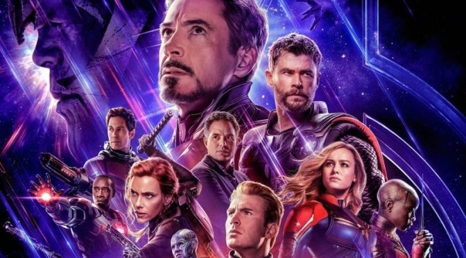 The Avengers Will do Whatever it Takes in the New Trailer for Avengers Endgame