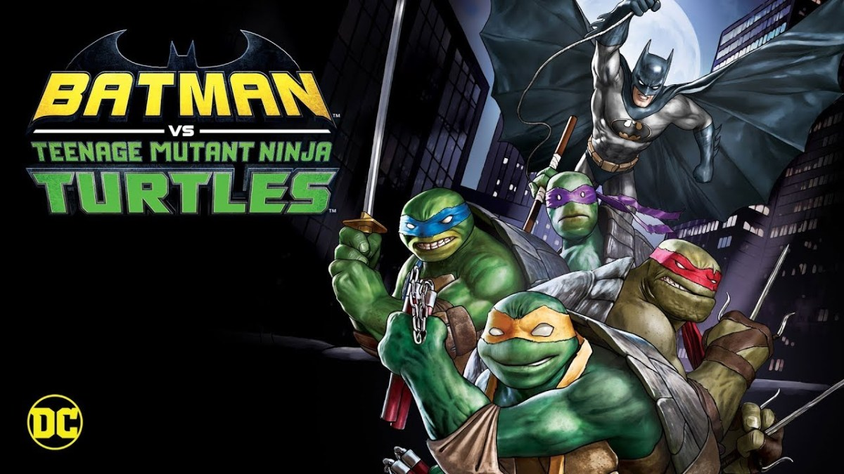 Batman Vs Teenage Mutant Ninja Turtles Now Available To Pre Order Future Of The Force