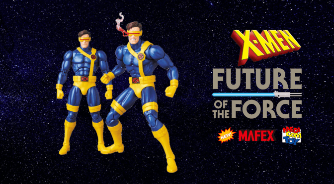 First Look | Cyclops Medicom Toy Mafex (X-Men)