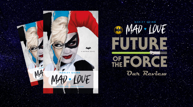 Book Review   Harley Quinn: Mad Love