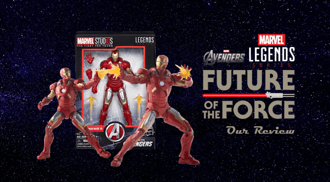 Marvel Legends Review | Iron Man Mark VII (First Ten Years)