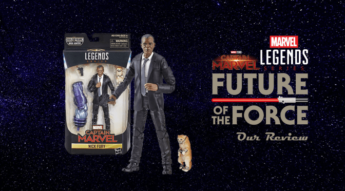 MARVEL LEGENDS REVIEW | NICK FURY