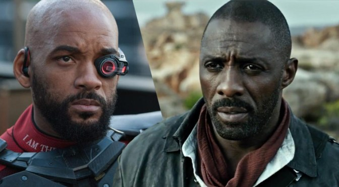 Idris Elba to Replace Will Smith as deadshot