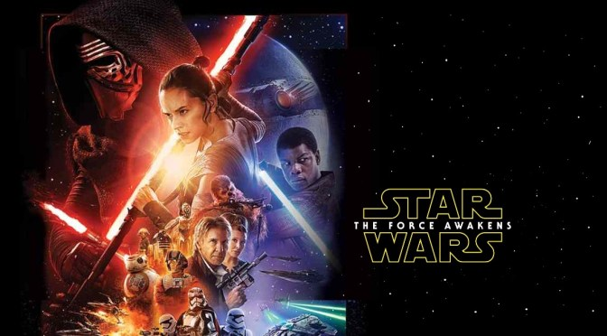 Top Five Star Wars The Force Awakens