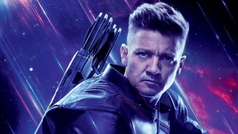 Avengers   Disney+ Developing a Hawkeye Series