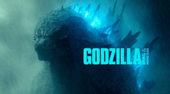 The King of the Monsters Reigns Supreme in the latest Poster for Godzilla