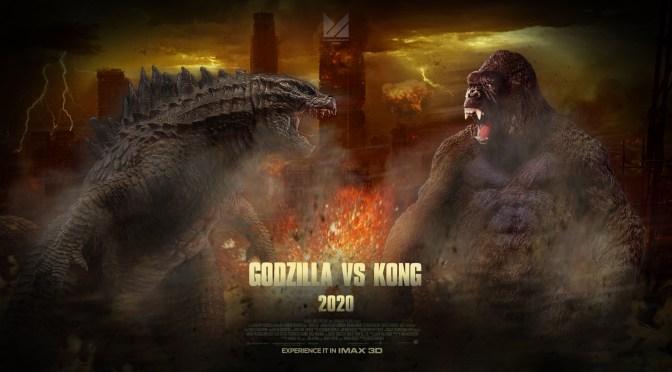 Godzilla vs Kong Officially Wraps Shooting