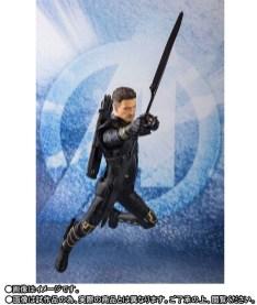S.H Figuarts Hawkeye Avengers Endgame 8