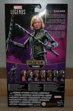Marvel Legends Review | Black Widow (Avengers: Infinity War)