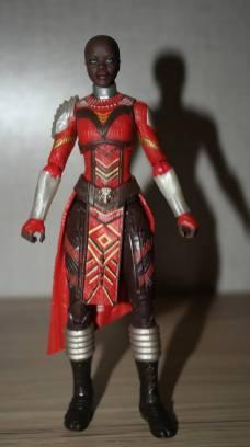 Marvel Legends EDora Milaje Review 8