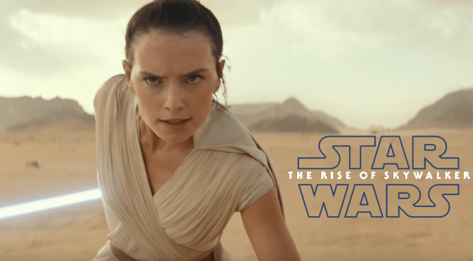 The Rise Of Skywalker….And THAT shocking reveal!