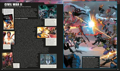 Book Review   Marvel Encyclopedia New Edition