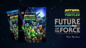 Blu-Ray Review | Batman vs. Teenage Mutant Ninja Turtles