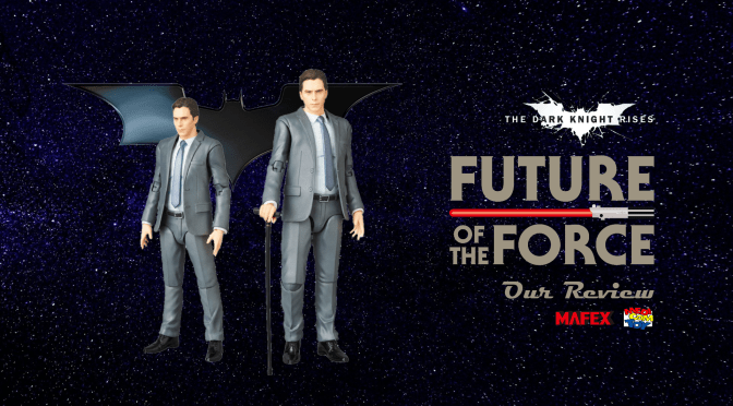 Mafex Review | Bruce Wayne (The Dark Knight Trilogy) Medicom Toy