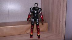 FOTF Review - Marvel Legends Iron Man Mark XXII, Pepper Potts & The Mandarin (Iron Man 3) 13