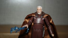 FOTF S.H Figuarts Star Wars Count Dooku Review 12