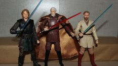 FOTF S.H Figuarts Star Wars Count Dooku Review 16