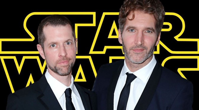 D.B Weiss and David Benioff Leave Their Star Wars Trilogy