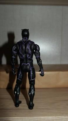 Marvel Legends Review T'Challa Vibranium Suit (Black Panther) 8
