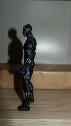 Marvel Legends Review T'Challa Vibranium Suit (Black Panther) 9