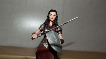 Marvel Legends Review Thor & Sif Double Pack 13