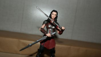 Marvel Legends Review Thor & Sif Double Pack 15