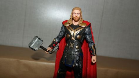 Marvel Legends Review Thor & Sif Double Pack 20