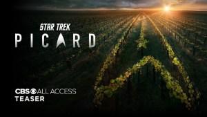 First Trailer | Star Trek: Picard