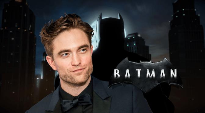It's Official | Robert Pattinson Cast as The Dark Knight for Matt Reeves' The Batman