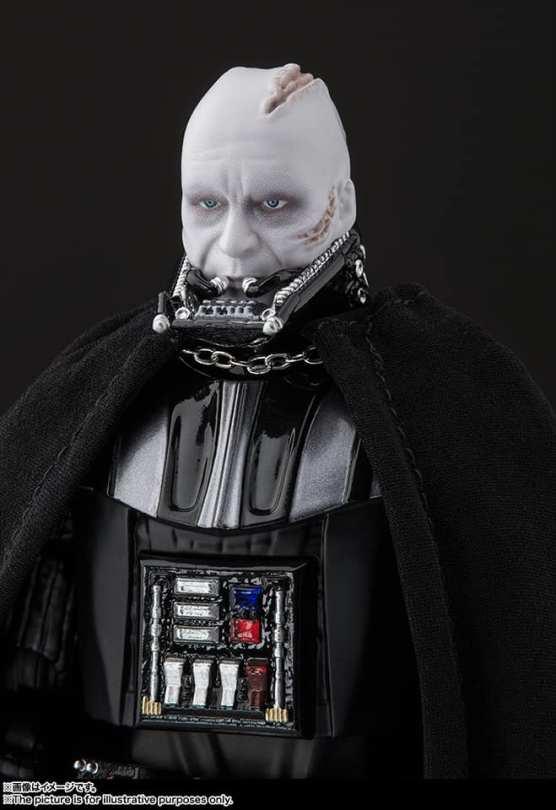 S.H. Figuarts News | Star Wars: Return of the Jedi Darth Vader Revealed