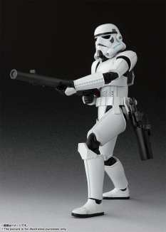 S.H Figuarts Imperial Stormtrooper 4