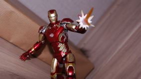 S.H Figuarts Iron Man (Avengers Age of Ultron) Review 14