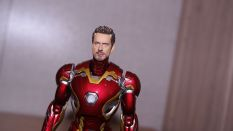S.H Figuarts Iron Man Mark XLV (Avengers Age of Ultron) Review 13
