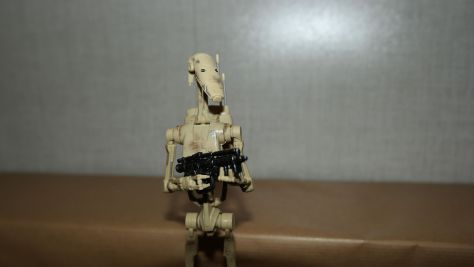 Star Wars The Black Series Battle Droid Review 10