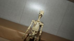 Star Wars The Black Series Battle Droid Review 2