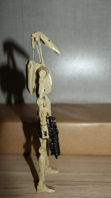 Star Wars The Black Series Battle Droid Review 9