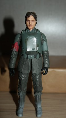 Star Wars The Black Series Han Solo (Mimban) Review 9