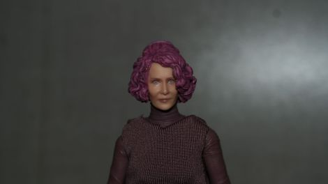Star Wars The Black Series Vice Admiral Holdo Review 11