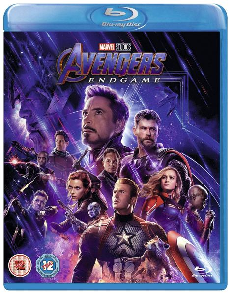 Avengers Endgame Hits Blu-Ray and DVD in the UK This September!